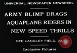 Image of Army airship Virginia United States USA, 1931, second 3 stock footage video 65675059963