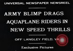 Image of Army airship Virginia United States USA, 1931, second 4 stock footage video 65675059963