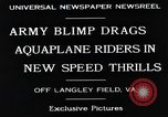 Image of Army airship Virginia United States USA, 1931, second 5 stock footage video 65675059963