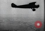Image of Attempt to set new airborne endurance record Northbrook Illinois United States USA, 1930, second 10 stock footage video 65675059964