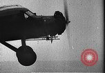 Image of Attempt to set new airborne endurance record Northbrook Illinois United States USA, 1930, second 12 stock footage video 65675059964