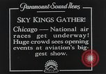 Image of P-1A aircraft Chicago Illinois USA, 1931, second 5 stock footage video 65675059966