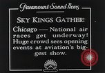 Image of P-1A aircraft Chicago Illinois USA, 1931, second 7 stock footage video 65675059966