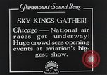 Image of P-1A aircraft Chicago Illinois USA, 1931, second 11 stock footage video 65675059966