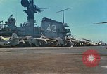 Image of USS Coral Sea (CVA-43) South China Sea, 1965, second 4 stock footage video 65675059975