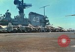 Image of USS Coral Sea (CVA-43) South China Sea, 1965, second 6 stock footage video 65675059975