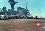 Image of USS Coral Sea (CVA-43) South China Sea, 1965, second 7 stock footage video 65675059975