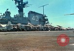 Image of USS Coral Sea (CVA-43) South China Sea, 1965, second 8 stock footage video 65675059975