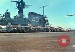 Image of USS Coral Sea (CVA-43) South China Sea, 1965, second 9 stock footage video 65675059975