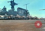Image of USS Coral Sea (CVA-43) South China Sea, 1965, second 11 stock footage video 65675059975