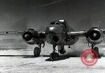 Image of B-25H Mitchell planes Utah Dugway Proving Ground USA, 1945, second 8 stock footage video 65675059994