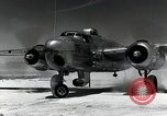 Image of B-25H Mitchell planes Utah Dugway Proving Ground USA, 1945, second 9 stock footage video 65675059994