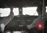 Image of C-54 Skymaster Seoul Korea Kimpo Airfield, 1952, second 4 stock footage video 65675060002