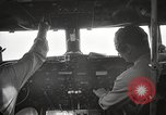 Image of C-54 Skymaster Seoul Korea Kimpo Airfield, 1952, second 5 stock footage video 65675060002