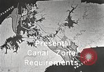 Image of United States officer Panama Canal Zone, 1963, second 4 stock footage video 65675060006