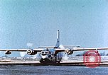 Image of C-123B assault transport aircraft Hagerstown Maryland USA, 1955, second 5 stock footage video 65675060009