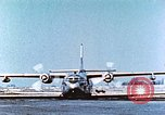 Image of C-123B assault transport aircraft Hagerstown Maryland USA, 1955, second 6 stock footage video 65675060009