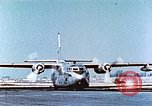 Image of C-123B assault transport aircraft Hagerstown Maryland USA, 1955, second 8 stock footage video 65675060009
