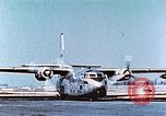 Image of C-123B assault transport aircraft Hagerstown Maryland USA, 1955, second 9 stock footage video 65675060009