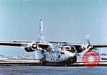 Image of C-123B assault transport aircraft Hagerstown Maryland USA, 1955, second 10 stock footage video 65675060009