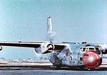 Image of C-123B assault transport aircraft Hagerstown Maryland USA, 1955, second 12 stock footage video 65675060009