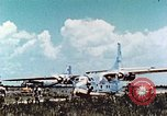 Image of C-123B provider aircraft Florida United States USA, 1955, second 5 stock footage video 65675060011