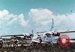 Image of C-123B provider aircraft Florida United States USA, 1955, second 6 stock footage video 65675060011