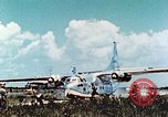 Image of C-123B provider aircraft Florida United States USA, 1955, second 7 stock footage video 65675060011