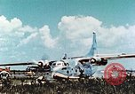 Image of C-123B provider aircraft Florida United States USA, 1955, second 8 stock footage video 65675060011
