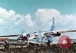 Image of C-123B provider aircraft Florida United States USA, 1955, second 9 stock footage video 65675060011