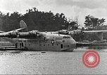 Image of Martin XPB2M-1flying boat United States USA, 1946, second 1 stock footage video 65675060018