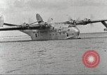 Image of Martin XPB2M-1flying boat United States USA, 1946, second 3 stock footage video 65675060018