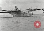 Image of Martin XPB2M-1flying boat United States USA, 1946, second 4 stock footage video 65675060018