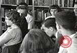 Image of American Dependent School students Heidelberg Germany, 1952, second 12 stock footage video 65675060025