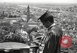 Image of American Dependent School students Heidelberg Germany, 1952, second 7 stock footage video 65675060029