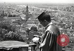Image of American Dependent School students Heidelberg Germany, 1952, second 12 stock footage video 65675060029