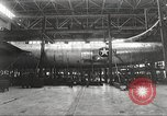 Image of B-36 aircraft Dayton Ohio Wright Patterson Air Force Base USA, 1948, second 1 stock footage video 65675060033