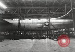 Image of B-36 aircraft Dayton Ohio Wright Patterson Air Force Base USA, 1948, second 2 stock footage video 65675060033