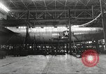 Image of B-36 aircraft Dayton Ohio Wright Patterson Air Force Base USA, 1948, second 4 stock footage video 65675060033