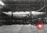 Image of B-36 aircraft Dayton Ohio Wright Patterson Air Force Base USA, 1948, second 6 stock footage video 65675060033