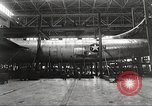 Image of B-36 aircraft Dayton Ohio Wright Patterson Air Force Base USA, 1948, second 10 stock footage video 65675060033