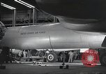 Image of B-36 Peacemaker aircraft Fort Worth Texas USA, 1949, second 2 stock footage video 65675060037