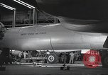 Image of B-36 Peacemaker aircraft Fort Worth Texas USA, 1949, second 3 stock footage video 65675060037