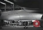 Image of B-36 Peacemaker aircraft Fort Worth Texas USA, 1949, second 5 stock footage video 65675060037