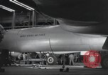 Image of B-36 Peacemaker aircraft Fort Worth Texas USA, 1949, second 6 stock footage video 65675060037