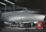 Image of B-36 Peacemaker aircraft Fort Worth Texas USA, 1949, second 7 stock footage video 65675060037
