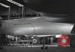 Image of B-36 Peacemaker aircraft Fort Worth Texas USA, 1949, second 8 stock footage video 65675060037
