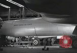 Image of B-36 Peacemaker aircraft Fort Worth Texas USA, 1949, second 9 stock footage video 65675060037