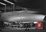 Image of B-36 Peacemaker aircraft Fort Worth Texas USA, 1949, second 10 stock footage video 65675060037