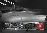 Image of B-36 Peacemaker aircraft Fort Worth Texas USA, 1949, second 12 stock footage video 65675060037